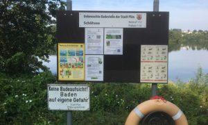 Schöhsee am SteinbergwegSchleswig-Holstein
