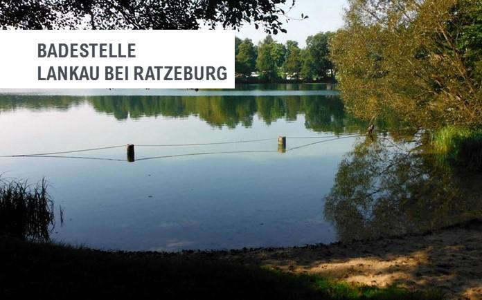 Badestrand-Lankau bei Ratzeburg