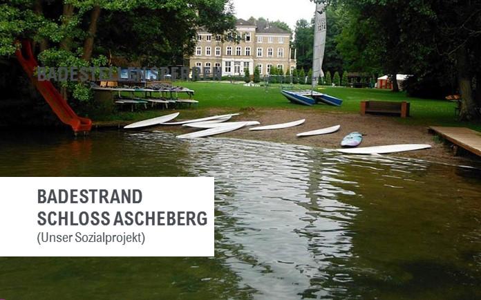 Badestrand-Schloss Ascheberg